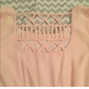 Mossimo Supply Co. Dresses - Adorable Pretty Pink Dress XL